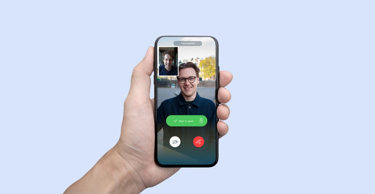 Openr App Met Tweeweg Videoverkeer