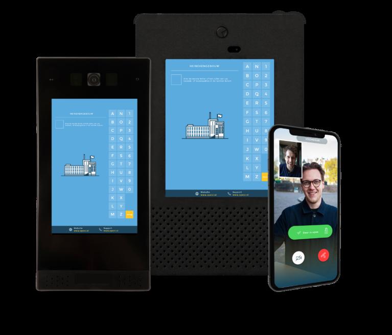 Draadloze Intercom Openr & Openr App