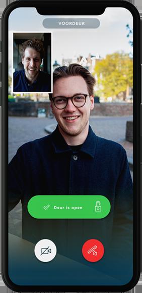 Openr App Videobel Functie