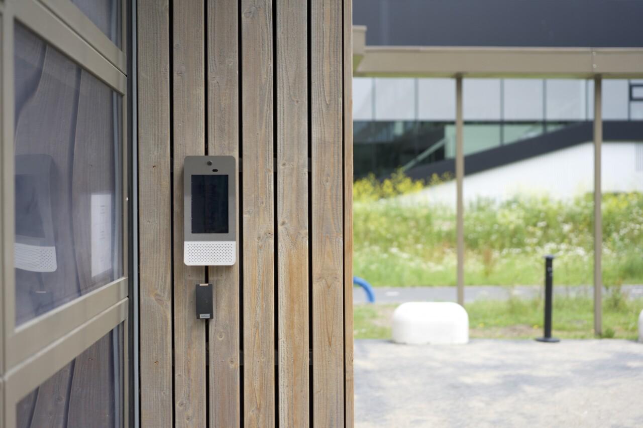 Draadloze Intercom Openr Voor Verzamelgebouwen