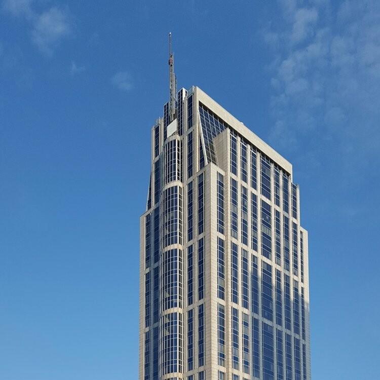 Milleniumtoren Rotterdam Workspot Kiest Voor Draadloze Intercom Van Openr