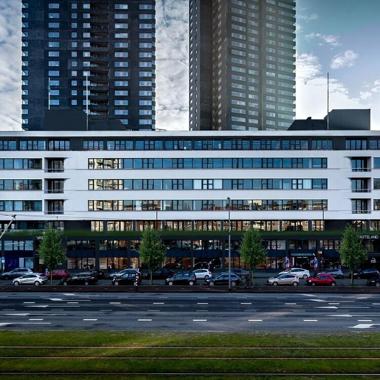 Vasteland Rotterdam Kiest Ook Voor Draadloze Intercom Van Openr