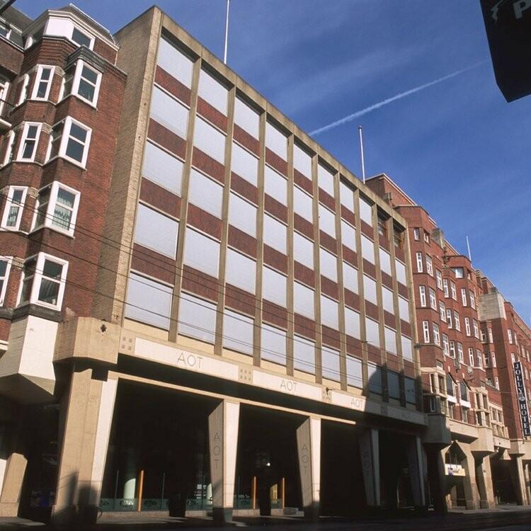 Vijzelstraat Amsterdam Kiest Ook Voor Draadloze Intercom Van Openr