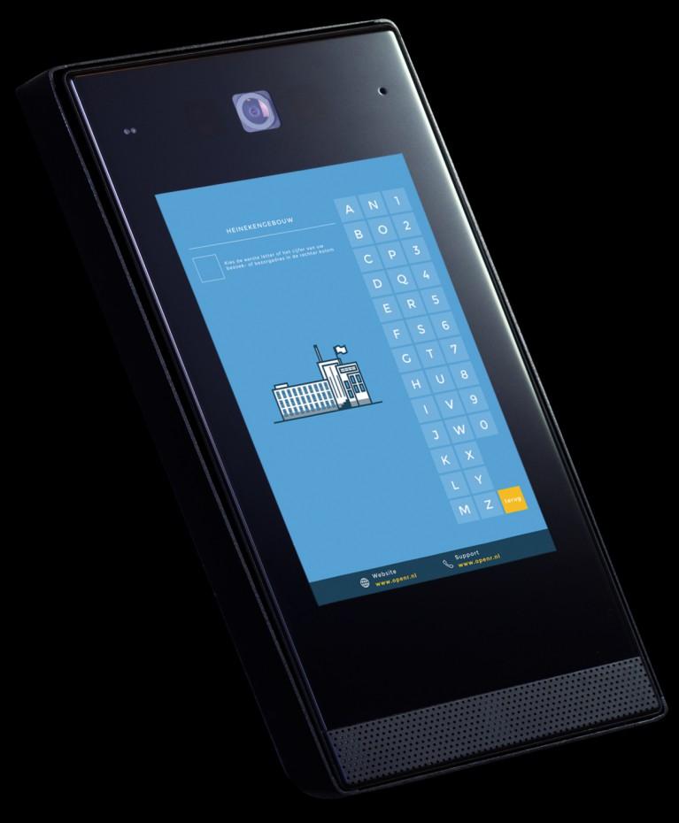 Draadloze Intercom Van Openr Is Gemakkelijk & Flexibel Te Installeren