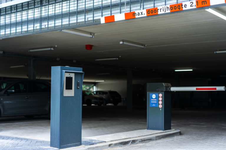 Openr Oplossing Parkeergarages
